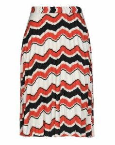 BIANCOGHIACCIO SKIRTS 3/4 length skirts Women on YOOX.COM