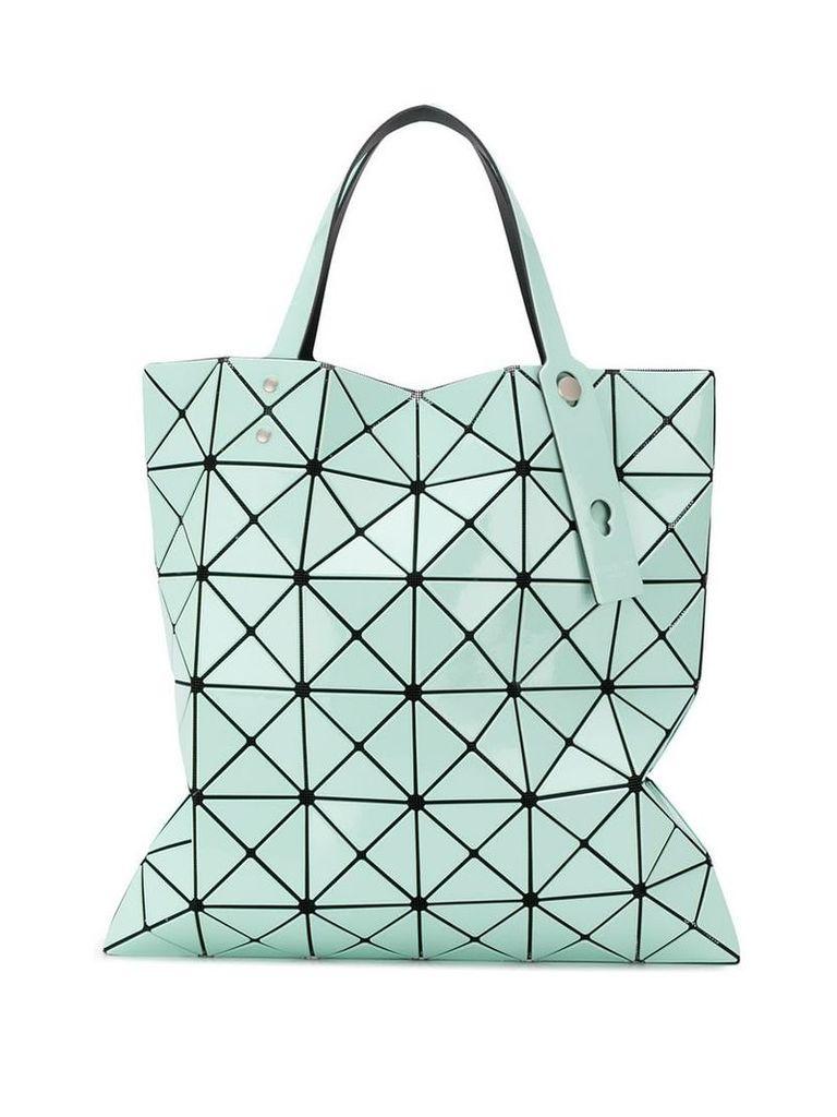 Bao Bao Issey Miyake geometric tote bag - Green