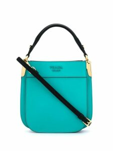 Prada small Margit tote - Blue