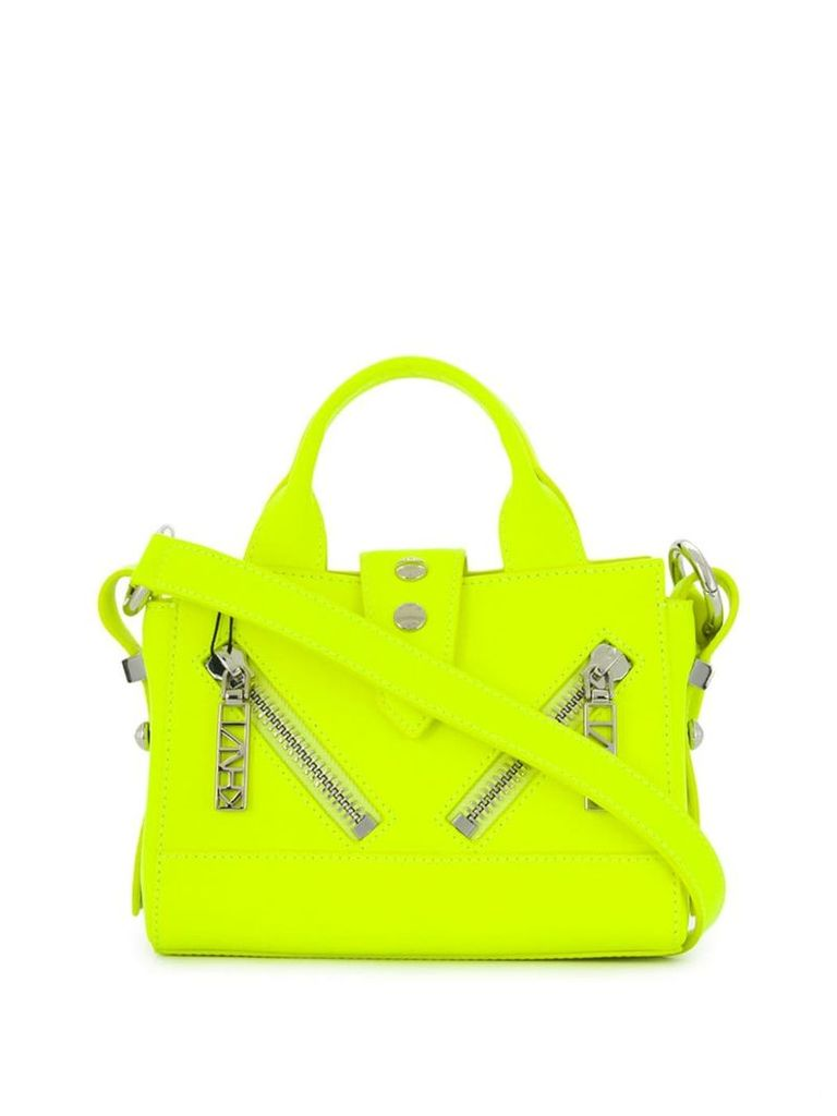 Kenzo mini Kalifornia shoulder bag - Yellow