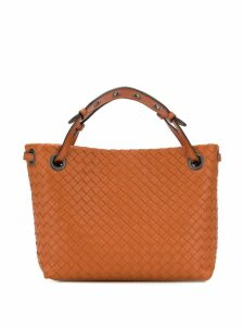 Bottega Veneta Intrecciato small Garda bag - Brown