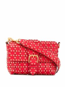 Red Valentino RED(V) flower appliqué shoulder bag