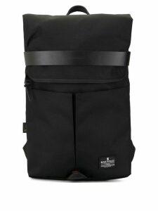 Makavelic Chase fold backpack - Black