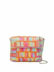 Carmina Campus Clootie shoulder bag - Pink