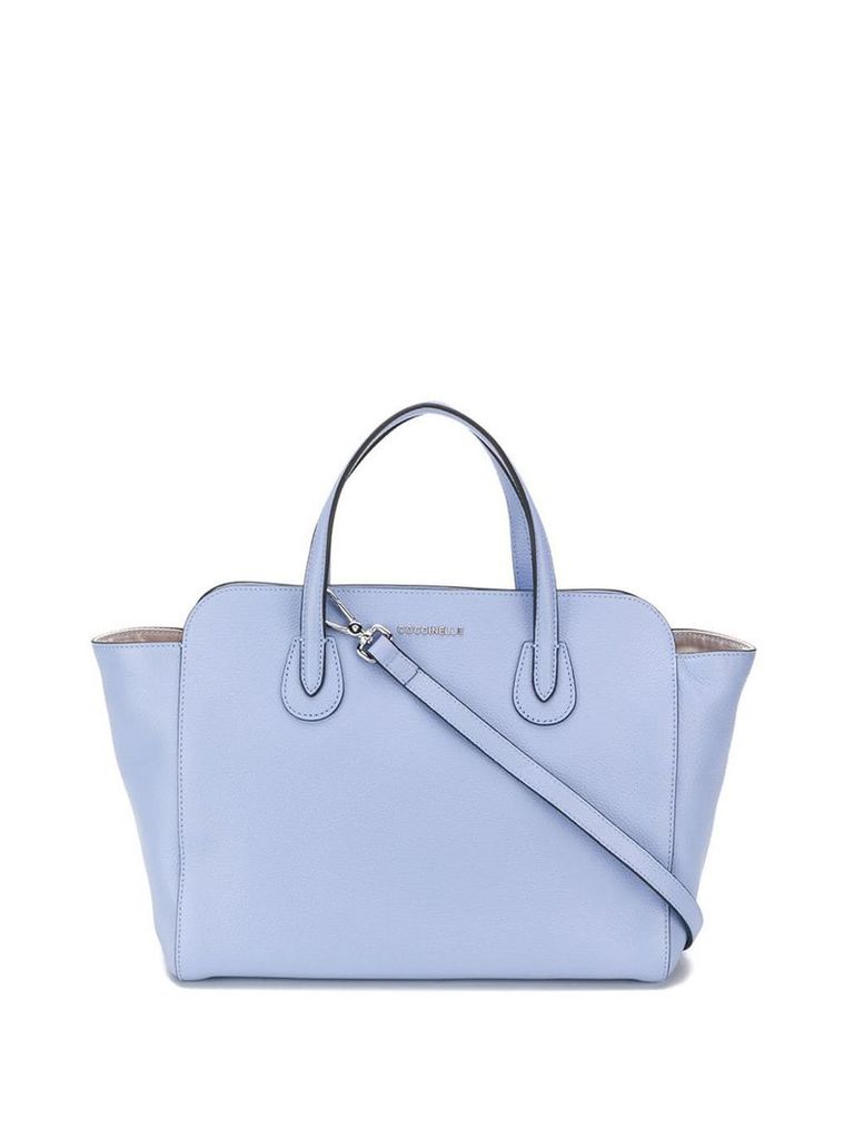 Coccinelle Lulin tote bag - Purple
