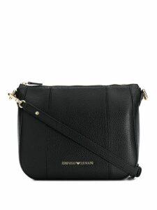 Emporio Armani large shoulder bag - Black