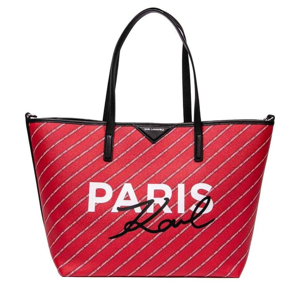 Karl Lagerfeld K/city Shopper Paris