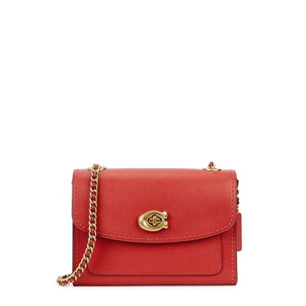 Coach Parker Small Leather Cross-body Bag