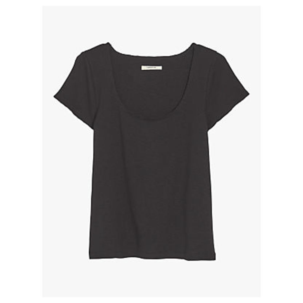 Madewell Shelly Scoop Neck T-Shirt