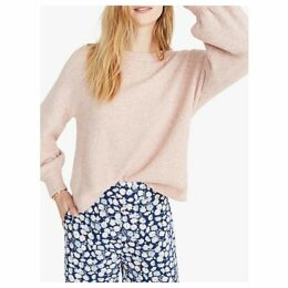 Madewell Forget Me Not Jumper, Heather Rose