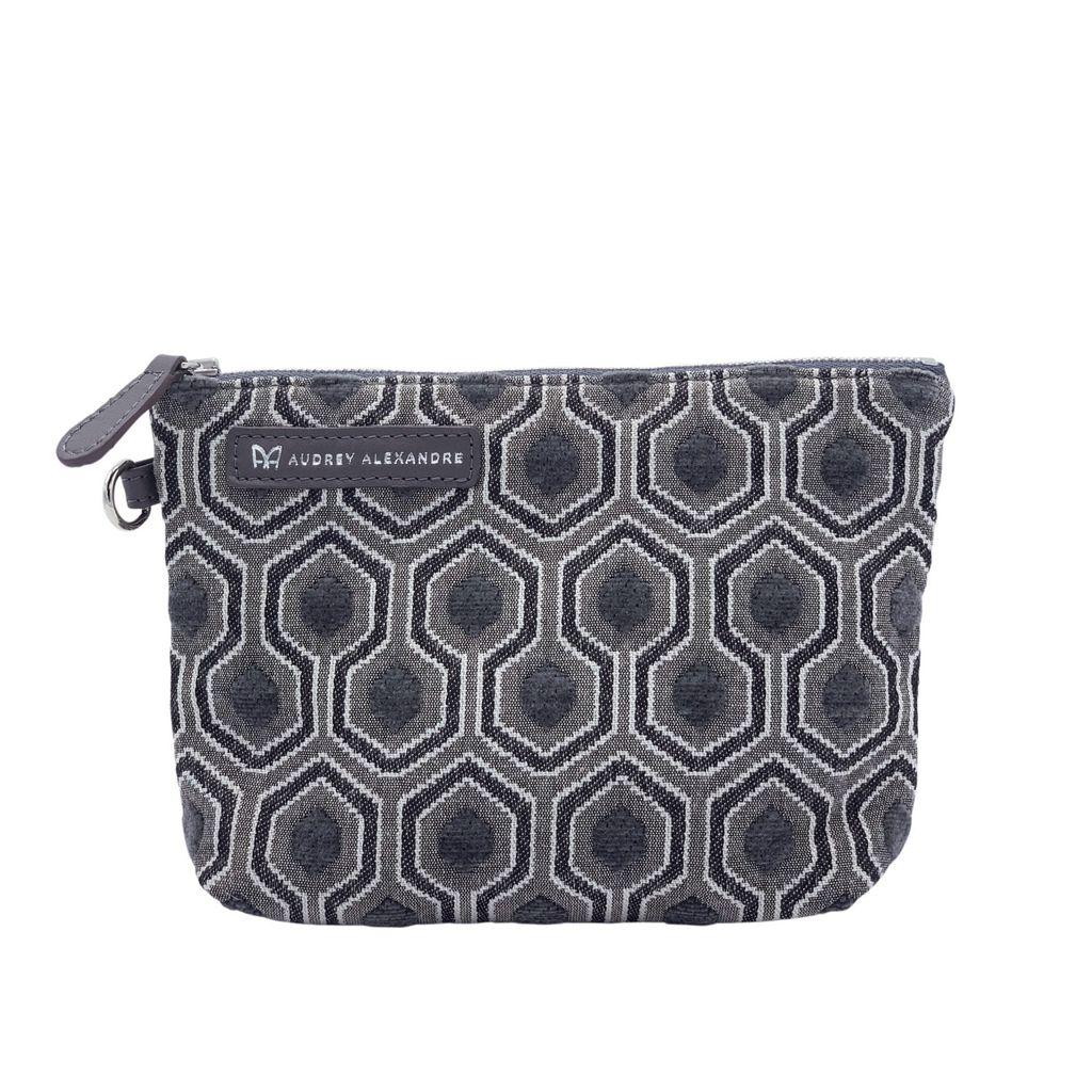 Louise Black - Trip To Paris Printed Midi Skirt