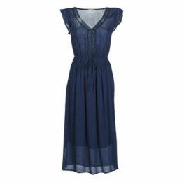 Molly Bracken  MOLLIUXE  women's Long Dress in Blue
