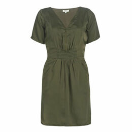 Kaporal  FHO  women's Dress in Green