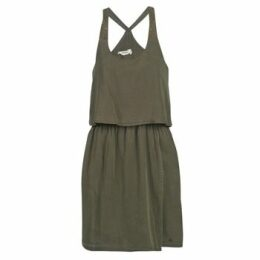 Kaporal  FIXE  women's Dress in Green