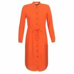 Vila  VIMIRUNA  women's Dress in Orange