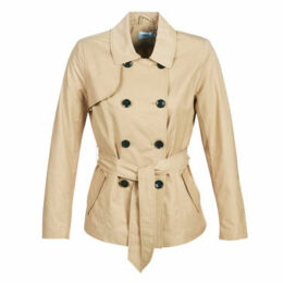 Only  ONLLAURA  women's Trench Coat in Beige