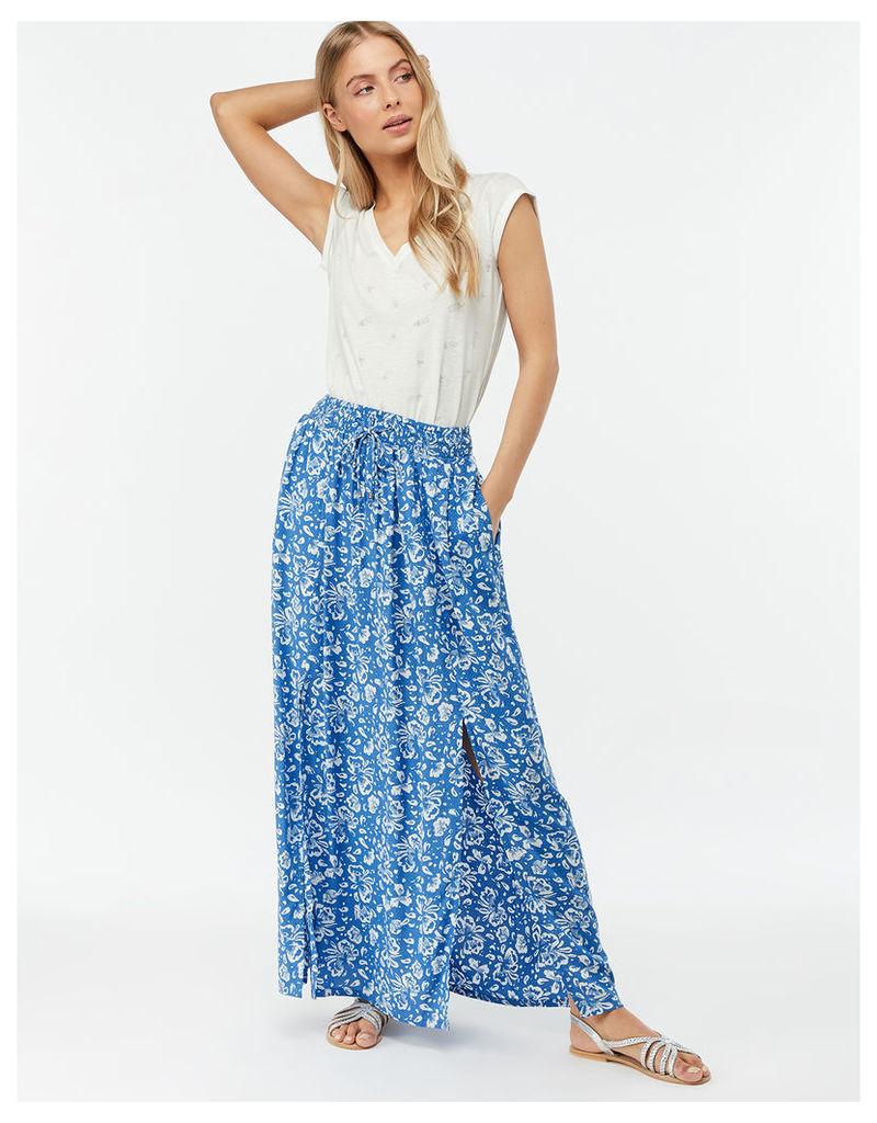 Carmen Split Front Maxi Skirt