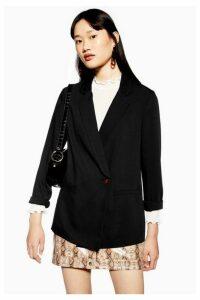 Womens Black Blazer - Black, Black