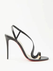 Muzungu Sisters - Marigold Embroidered Cotton Blend Dress - Womens - Black Multi