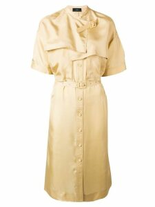 Joseph Riley trench dress - Neutrals