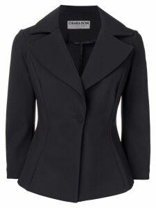 Le Petite Robe Di Chiara Boni fitted blazer - Black