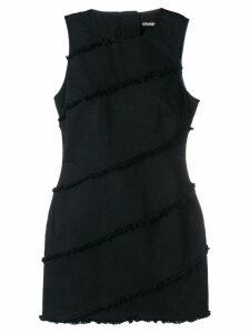Alexander Wang diagonal seamed dress - Black