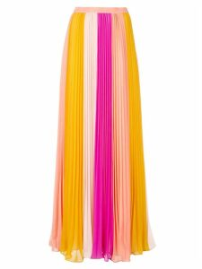 Amur long pleated skirt - Multicolour