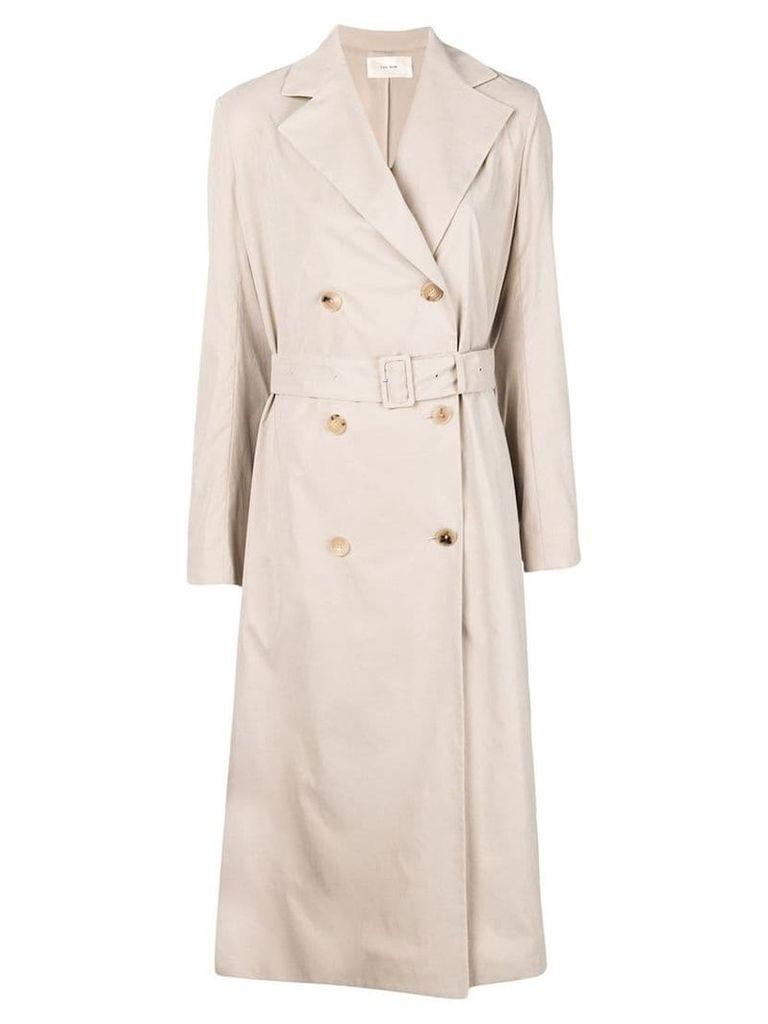 The Row Norza trench coat - Grey