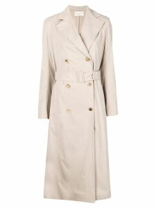 The Row Norza trench coat - Grey