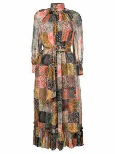 Zimmermann Ninety-Six smock dress - Neutrals