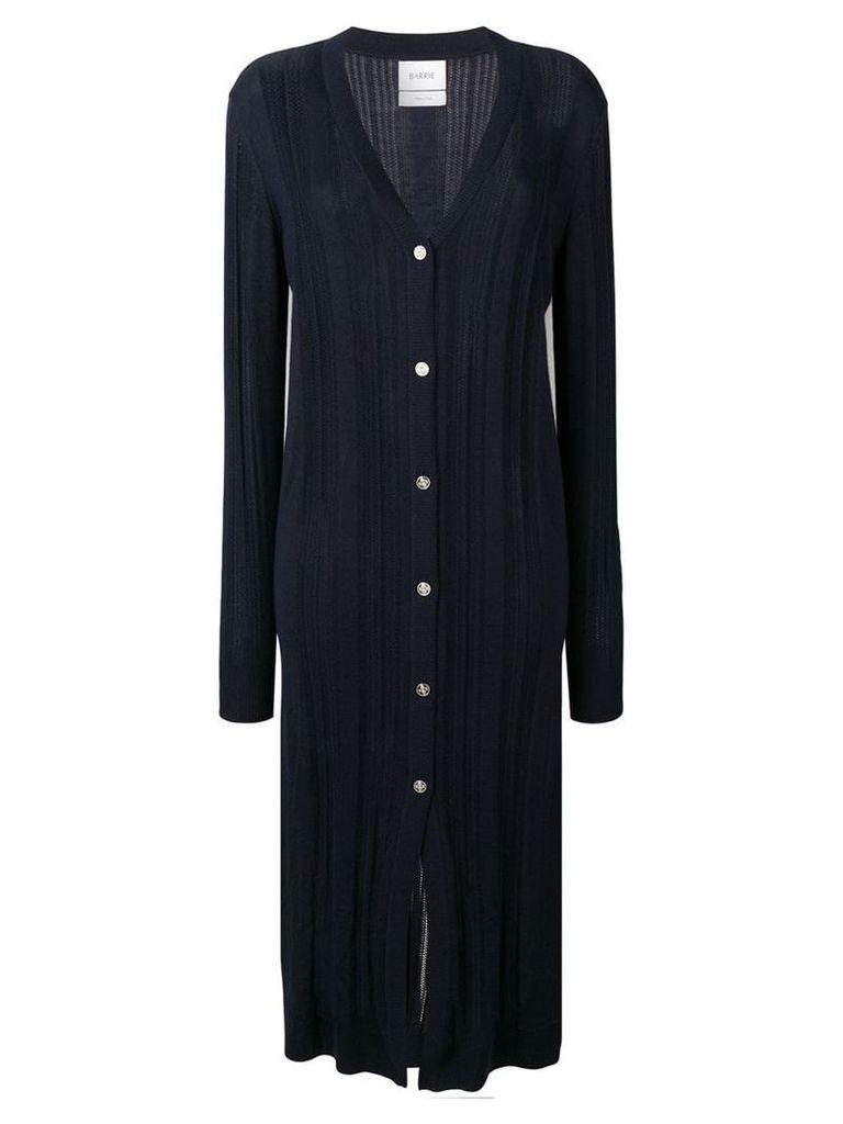 Paule Ka long cardi-coat - Blue