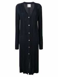 Paule Ka long cardi-coat - Blue