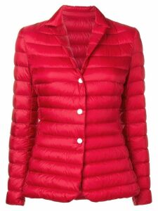 Moncler padded blazer - Red