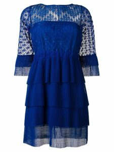Just Cavalli lace dress - Blue