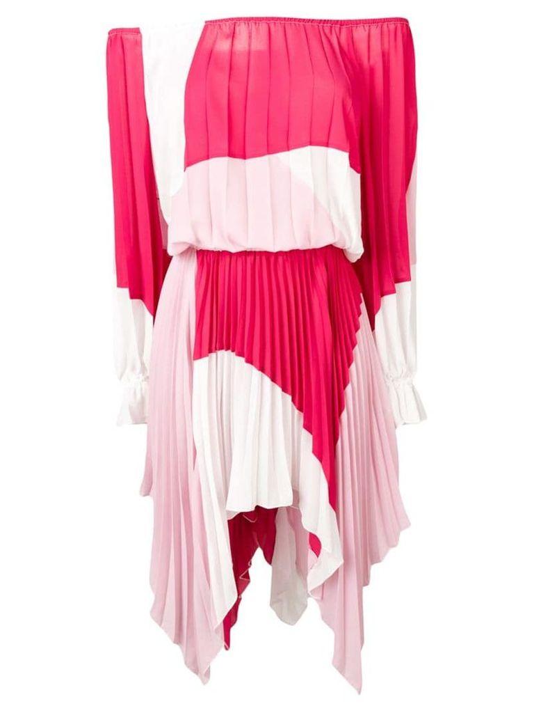 Just Cavalli pleated dress - Pink
