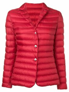Moncler quilted blazer - Red