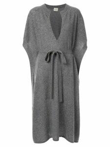 Le Kasha cashmere knitted dress - Grey