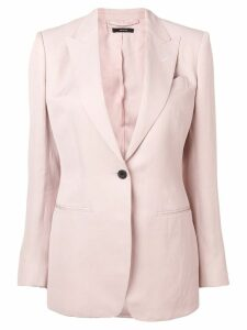 Tom Ford classic fitted blazer - Pink