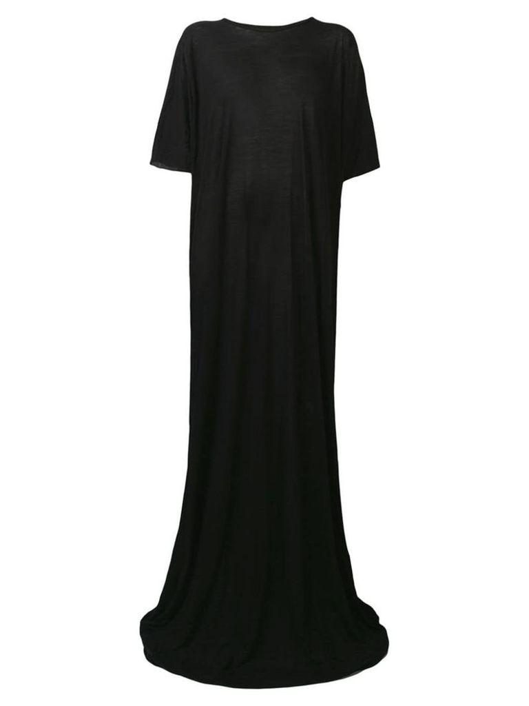 Rick Owens DRKSHDW loose-fit maxi dress - Black