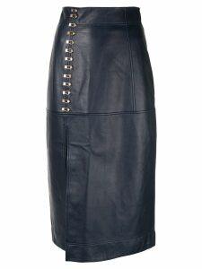 Alice Mccall Sweet Street midi skirt - Blue