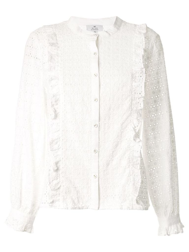 We Are Kindred Sookie blouse - White