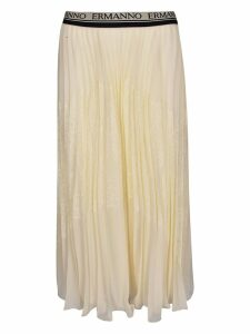 Ermanno Ermanno Scervino Embroidered Skirt