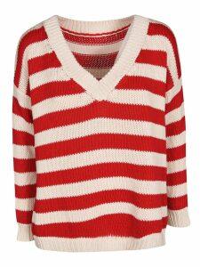 Ermanno Ermanno Scervino Striped Sweater