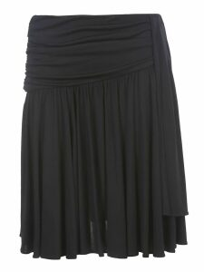 MSGM Ruched Skirt