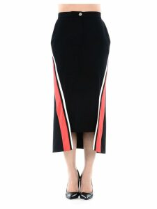 Alexander McQueen Skirt With Side Panels