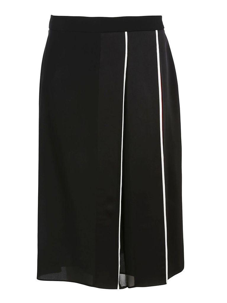 Givenchy Paneled Midi Skirt
