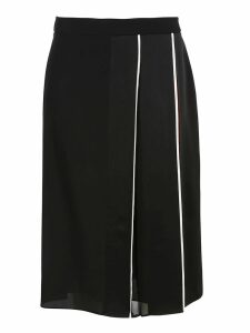 Givenchy Paneled Midi Skirt