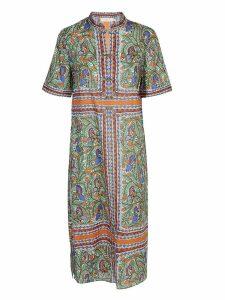 Tory Burch Baroque Dress