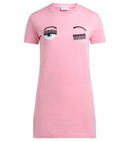 T-shirt Chiara Ferragni Flirting Pink Dress