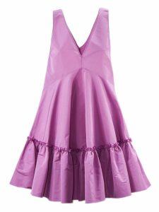 N.21 Pink Fabric Mini Dress